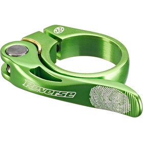 Reverse Long Life Collier de selle 34,9mm, light green